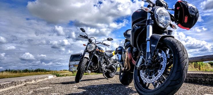 Taxe moto